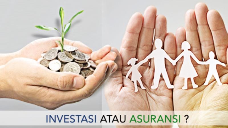 Pilih Asuransi atau Investasi?